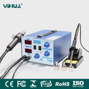 2 in 1 Yihua 872d Rework Soldering Station pictures & photos