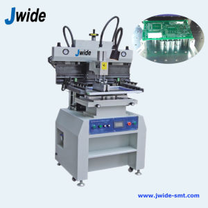Semi Automatic PCB Stencil Printer for EMS Production pictures & photos