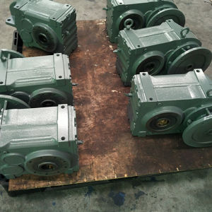 Sew Type F Series F47 Parallel Helical Gearbox Speed Reducer Gear Box pictures & photos