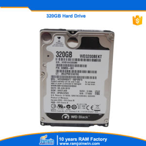 High Speed 7200rpm 2.5 SATA Hard Drive 320GB for Laptop pictures & photos
