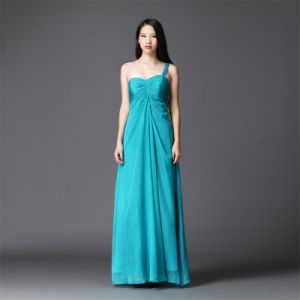Ld0077 Women Party Wear Western Sexy Hot Sales Long Evening-Wedding Dress