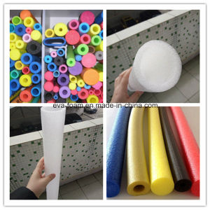 Colored EPE Tube with Split pictures & photos