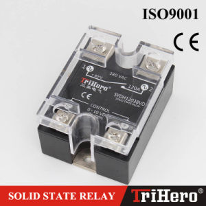 120A SSR Relay 0-10V pictures & photos