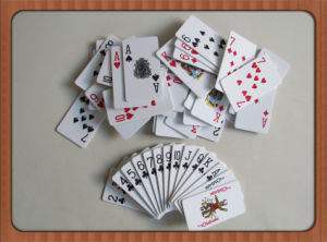 EVA Foam Poker, EVA Foam Playing Card