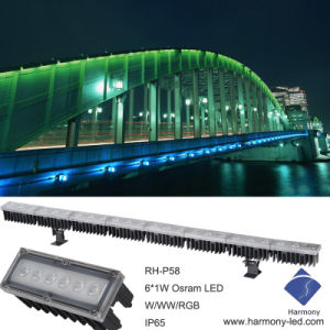 LED Wall Wash Lights Facade Architectural Outline Module Light pictures & photos