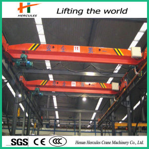 Electric Hoist Overhead Crane Mini 1t Bridge Crane pictures & photos