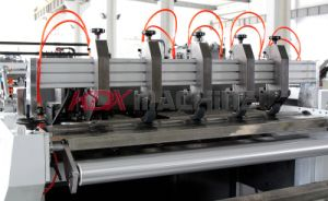 High Speed Laminator with Hot Knife (KMM-1220C) pictures & photos