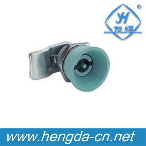 Yh9745 Green Cabinet Cam Lock Master Key pictures & photos