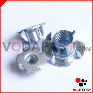 Steel Drive in Nut Zinc Plated pictures & photos