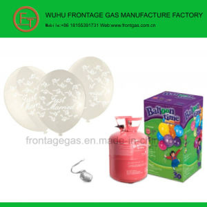 99.999% Disposable Helium Gas with Ballonnen pictures & photos