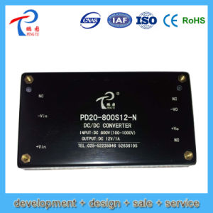 12V DC 1.66A Output DC DC PV Power Supply Pd-N Series