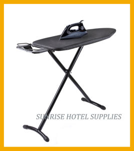 Hotel Foldable Ironing Board with Adjustable Height pictures & photos