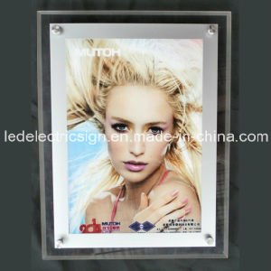 LED Light Box Acrylic Display Frames Acrylic Sign Board pictures & photos