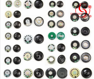 50mm 8ohm 1W Mini Waterproof Mylar Car Loudspeaker Dxi50n-C pictures & photos