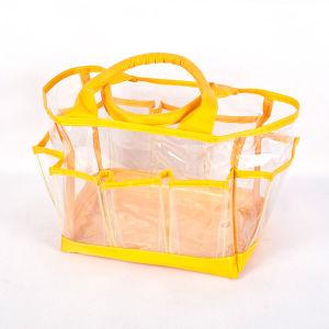 Transparent PVC Cosmetic Promotion Bag