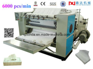 Automatic Box-Drawing Facial Tissue Paper Machine (CIL-FT-20A) pictures & photos