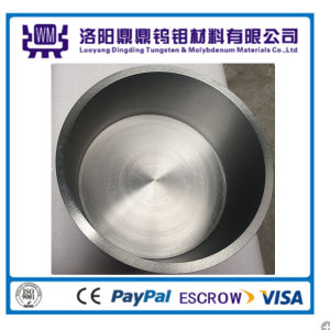 Pure Tungsten Crucible for Ky Sapphire Single Crystal Growth Furnace pictures & photos