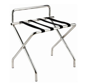 High Quality Stainless Steel Luggage Rack with Sliver Chrome pictures & photos