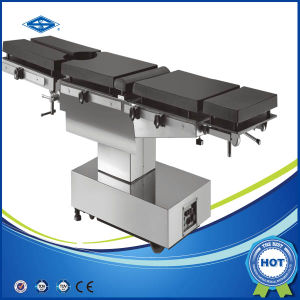 Electric Hydraulic Operation Table with Kdney Bridge (HFEOT99D) pictures & photos