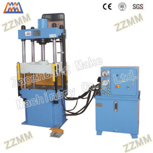 Four Column CE Approved Moulding Hydraulic Press Machine (HP-250F1) pictures & photos