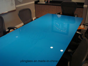 6mm 8mm 10mm Tempered Worktop Glass with Various Color pictures & photos