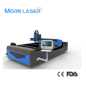 Morn Metal Plate Sheet Fiber Laser Cutting Machine for Sale pictures & photos