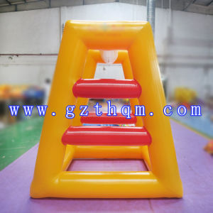 Inflatable Iceberg Water Climbing Wall/Inflatable Water Climbing Game pictures & photos