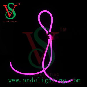 High Quality IP65 Pink LED Neon Flex Lights pictures & photos