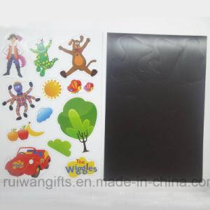 Custom Paper Fridge Magnet Puzzle pictures & photos