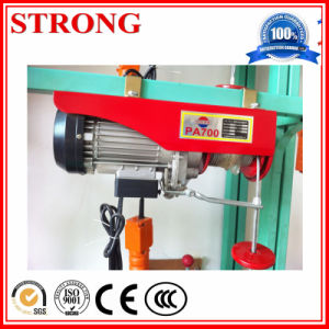 Electric Wire Rope Hoist (PA200-10000) pictures & photos
