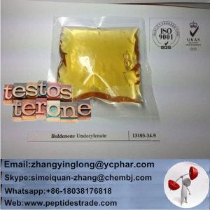 Yellowish Oily Liquid Boldenone Undecylenate for Bodybuilding pictures & photos