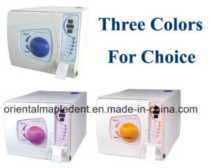 CE Approved Class B Dental Autoclave Steam Sterilizers pictures & photos
