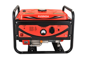 1kVA Portable Petrol Generator with AVR pictures & photos