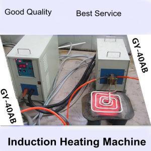 Industrial High Frequency Induction Heater (GY-40AB) pictures & photos