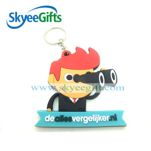 Wholesale Minions Custom PVC Keychain for Promotional Gift pictures & photos