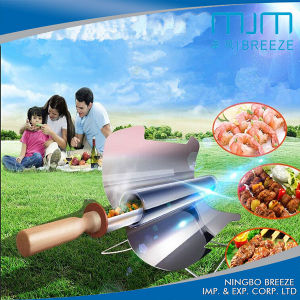 2016new Design Portable Solar Power BBQ Grills pictures & photos