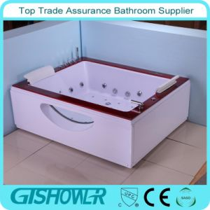 Hydro Sex Massage Bath Tub (KF-632M) pictures & photos
