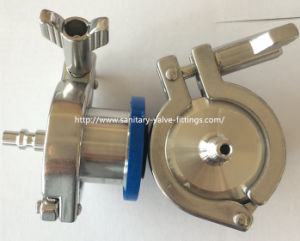"""Stainless Steel 316L Sanitary Air Blow Check Valve, 1"""" Tube Od Quick Disconnect pictures & photos"""