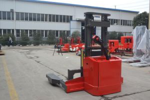 Customized Type Electric Pallet Stacker Tb Model pictures & photos