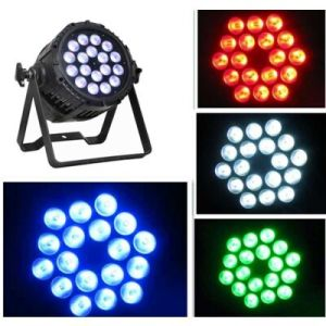 18PCS 15W RGBWA+UV High Quality 6 In1 LED PAR Light with Zoom pictures & photos