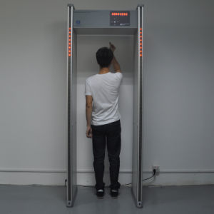 Walkthrough Metal Detector / Security Gate, Airport Security Metal Detector Door Xld-a pictures & photos