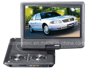 "7"" LCD Portable DVD Player with USB SD FM TV pictures & photos"