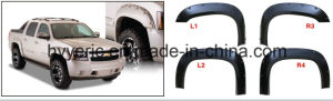High Quality ABS Fender Flare for Chevy Avalanche 03-06