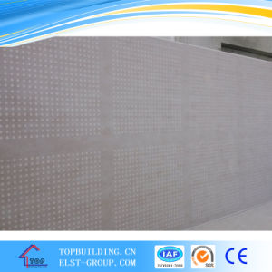 Acoustic Gypsum Board pictures & photos