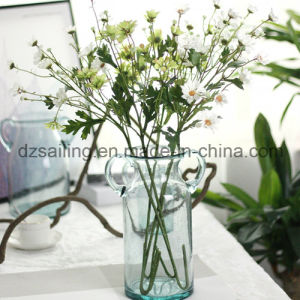 Rural Style Daisy Artificial Flower for Wedding and Home Decoration (SW17677) pictures & photos