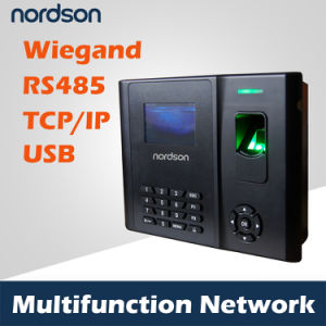 2016 Newest Fingerprint Time Attendance and Access Controller with Web Server Software pictures & photos