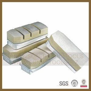 Metal Diamond Fickert Abrasive for Polishing Granite pictures & photos