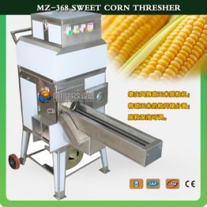 electric Sweet Corn Peeling Machine (100% Threshing Rate) (#304 Stainless Steel, Food-Grade Part) Nice! pictures & photos