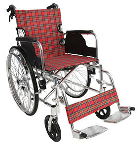 Best Seller Popular Aluminum Wheelchair