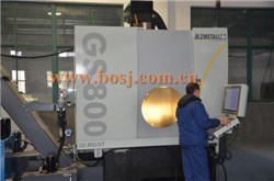"Billet Turbocharger Compressor Wheel 6.7 Powerstroke Sst Vgt ""Scorpion Engine"" pictures & photos"
